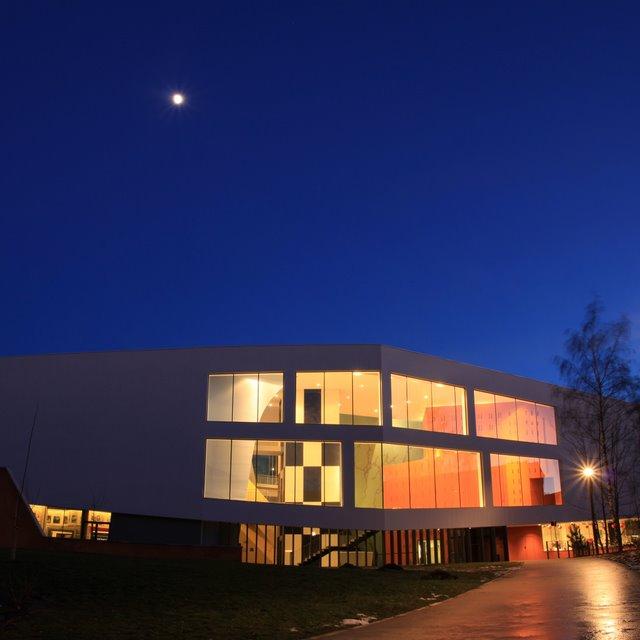 Le musée Hergé à Louvain-la-Neuve