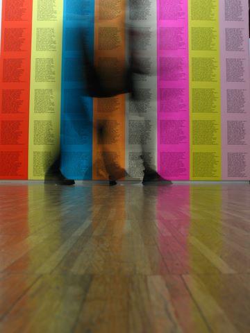 Les fantômes du Musée d'Art Moderne