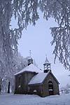 La chapelle Fischbach, à la Baraque Michel