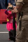 Une autre (mini) photographe qui n'a pas froid aux yeux