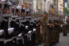Détails des militaires prêts au départ