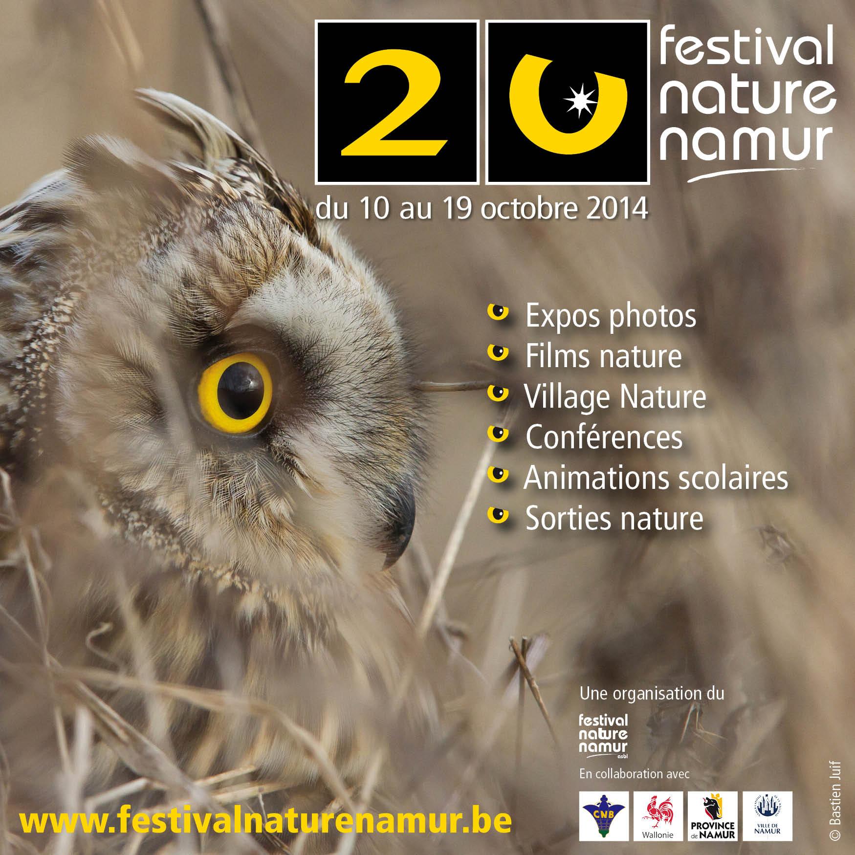 Festival Nature Namur 2014