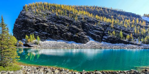 Lake Agnes and the Beehive