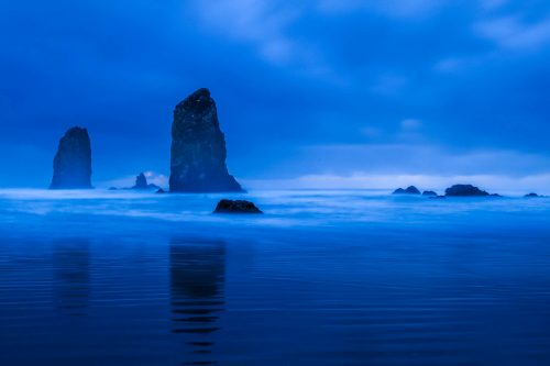 Dawn at Cannon Beach