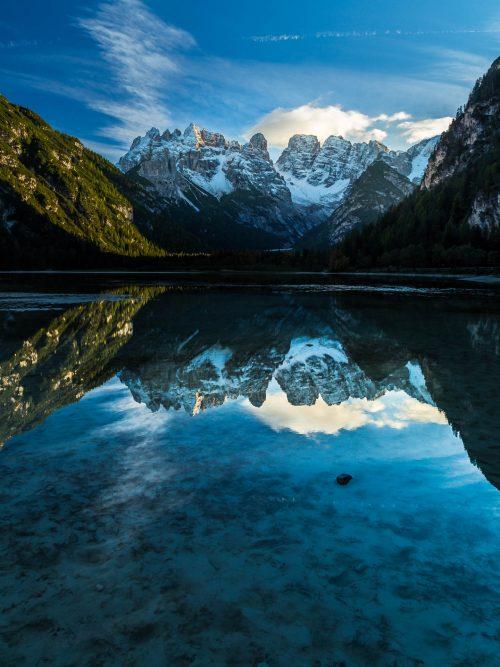 Monte Cristallo et Lago di Landro