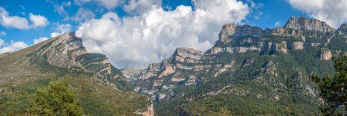 The Anisclo Canyon