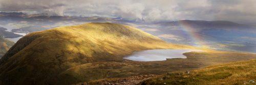 Lochan Meall An T-suidhe (Ben Nevis, Ecosse)