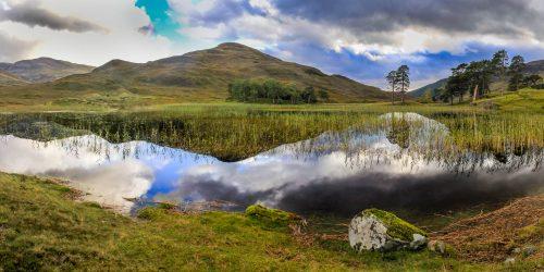 Lochan Lunn Da-Bhra, Scotland