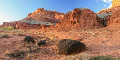 The Castle (Capitol Reef National Park)