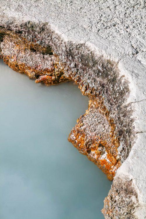 Hot spring (detail)